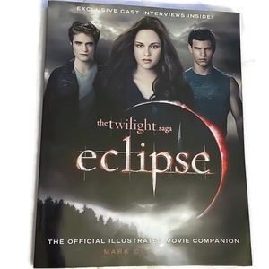 Twilight Eclipse Official Illustrated Companion